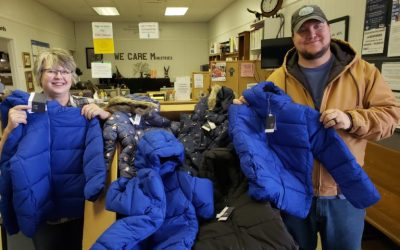 Tennessee Inspection Services Partners with Cozy Coats for Kids®